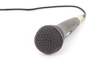 location de matériel karaoké microphone